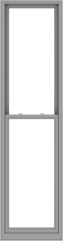 WDMA 30x114 (29.5 x 113.5 inch)  Aluminum Single Double Hung Window without Grids-1