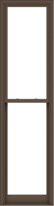 WDMA 30x114 (29.5 x 113.5 inch)  Aluminum Single Hung Double Hung Window without Grids-4