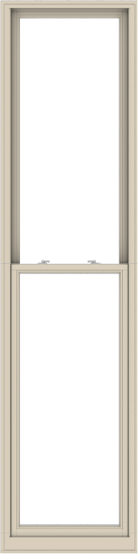 WDMA 30x120 (29.5 x 119.5 inch)  Aluminum Single Hung Double Hung Window without Grids-2