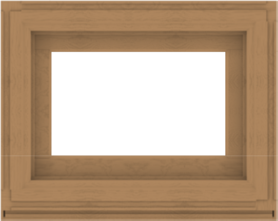 WDMA 30x24 (29.5 x 23.5 inch) Composite Wood Aluminum-Clad Picture Window without Grids-1