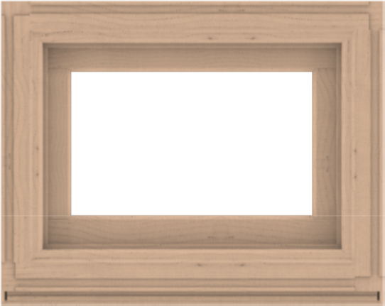 WDMA 30x24 (29.5 x 23.5 inch) Composite Wood Aluminum-Clad Picture Window without Grids-2