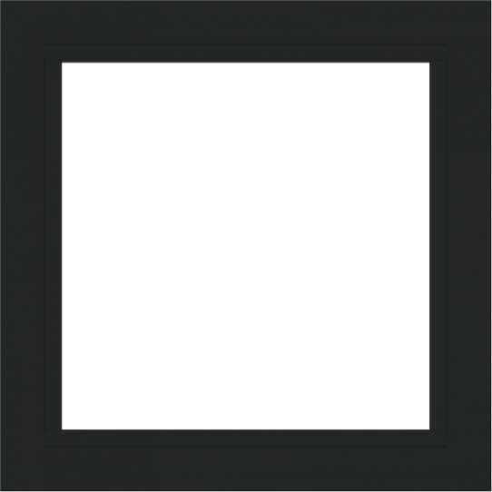 WDMA 30x30 (29.5 x 29.5 inch) Vinyl uPVC White Picture Window without Grids-6