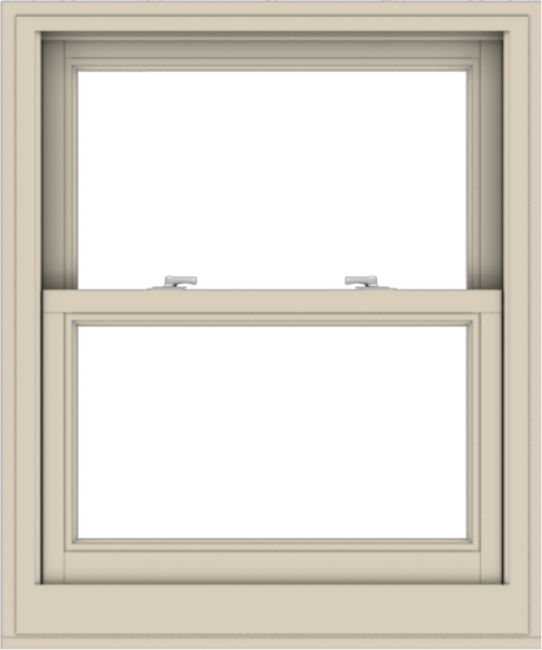 WDMA 30x36 (29.5 x 35.5 inch)  Aluminum Single Hung Double Hung Window without Grids-2