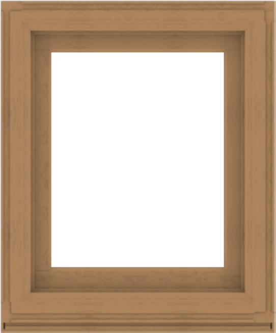WDMA 30x36 (29.5 x 35.5 inch) Composite Wood Aluminum-Clad Picture Window without Grids-1