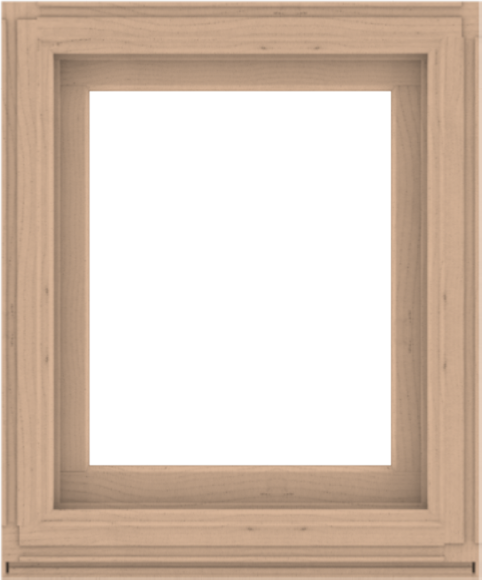 WDMA 30x36 (29.5 x 35.5 inch) Composite Wood Aluminum-Clad Picture Window without Grids-2