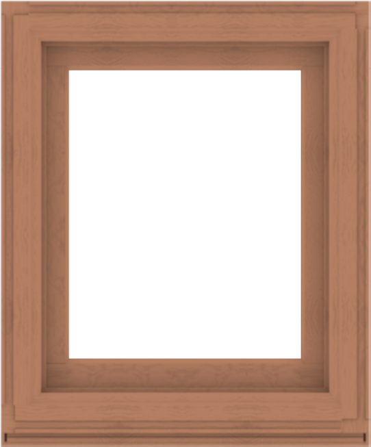 WDMA 30x36 (29.5 x 35.5 inch) Composite Wood Aluminum-Clad Picture Window without Grids-4