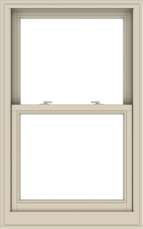 WDMA 30x48 (29.5 x 47.5 inch)  Aluminum Single Hung Double Hung Window without Grids-2