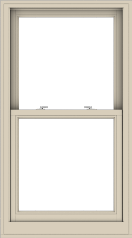 WDMA 30x54 (29.5 x 53.5 inch)  Aluminum Single Hung Double Hung Window without Grids-2