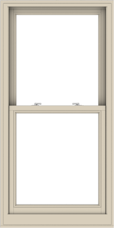 WDMA 30x60 (29.5 x 59.5 inch)  Aluminum Single Hung Double Hung Window without Grids-2