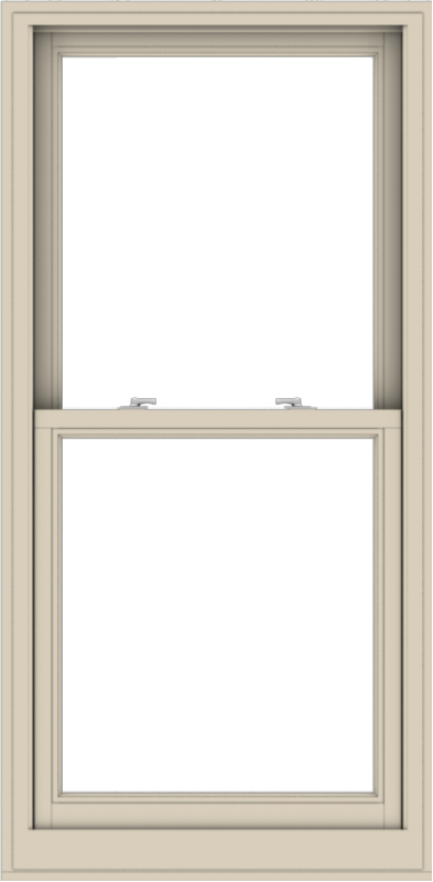 WDMA 30x61 (29.5 x 60.5 inch)  Aluminum Single Hung Double Hung Window without Grids-2