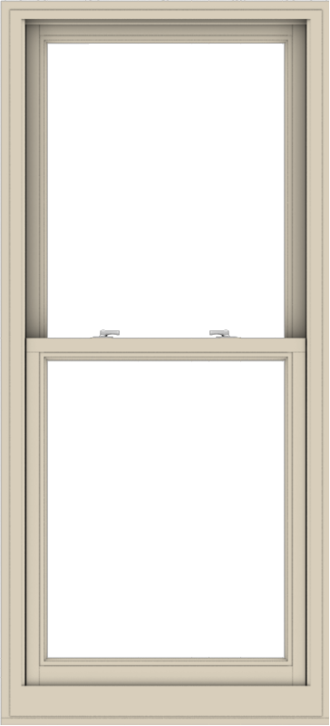 WDMA 30x66 (29.5 x 65.5 inch)  Aluminum Single Hung Double Hung Window without Grids-2