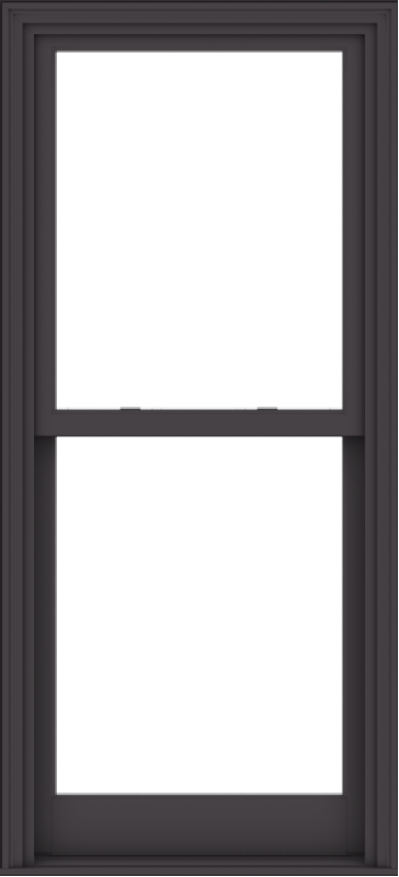 WDMA 30x66 (29.5 x 65.5 inch)  Aluminum Single Hung Double Hung Window without Grids-3