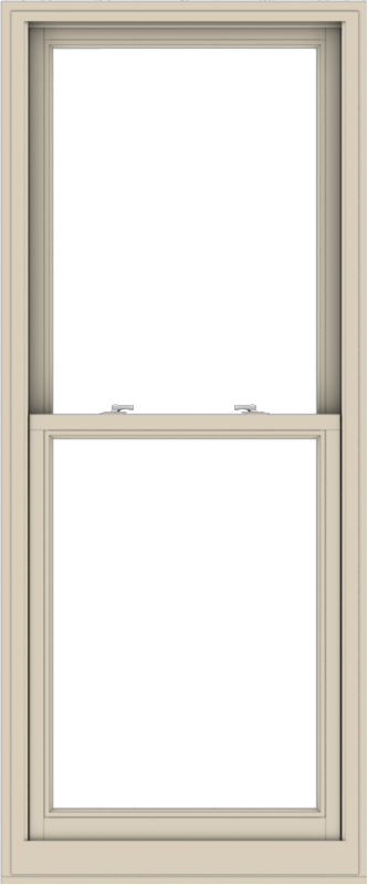 WDMA 30x72 (29.5 x 71.5 inch)  Aluminum Single Hung Double Hung Window without Grids-2