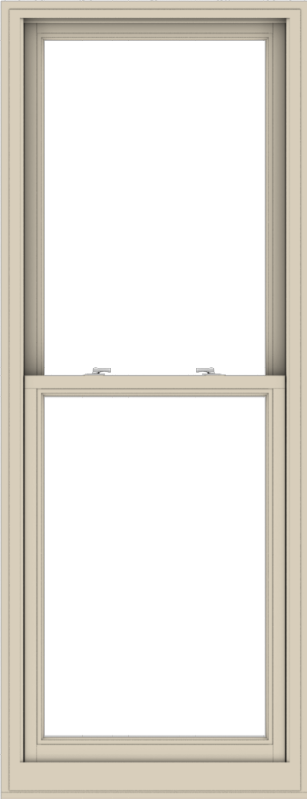 WDMA 30x78 (29.5 x 77.5 inch)  Aluminum Single Hung Double Hung Window without Grids-2