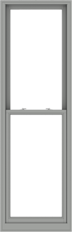 WDMA 30x96 (29.5 x 95.5 inch)  Aluminum Single Double Hung Window without Grids-1