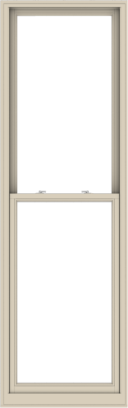 WDMA 32x102 (31.5 x 101.5 inch)  Aluminum Single Hung Double Hung Window without Grids-2