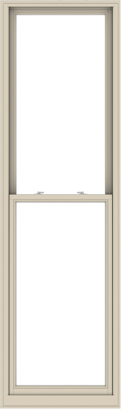 WDMA 32x108 (31.5 x 107.5 inch)  Aluminum Single Hung Double Hung Window without Grids-2