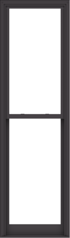 WDMA 32x108 (31.5 x 107.5 inch)  Aluminum Single Hung Double Hung Window without Grids-3