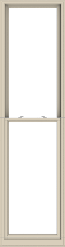 WDMA 32x120 (31.5 x 119.5 inch)  Aluminum Single Hung Double Hung Window without Grids-2