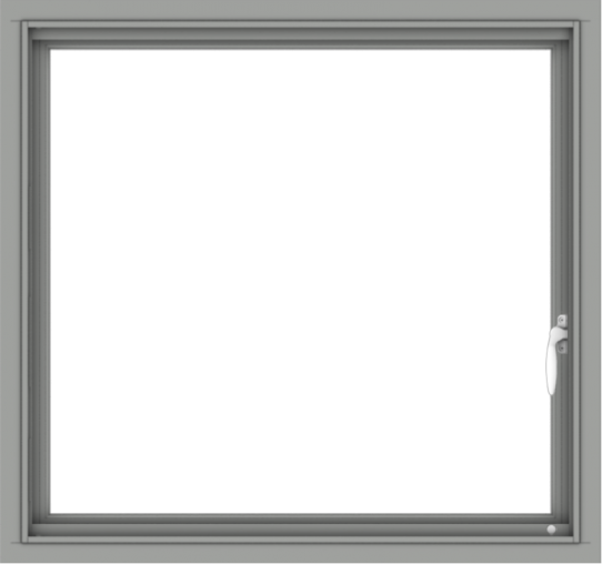 WDMA 32x30 (31.5 x 29.5 inch) Aluminum Push out Casement-2