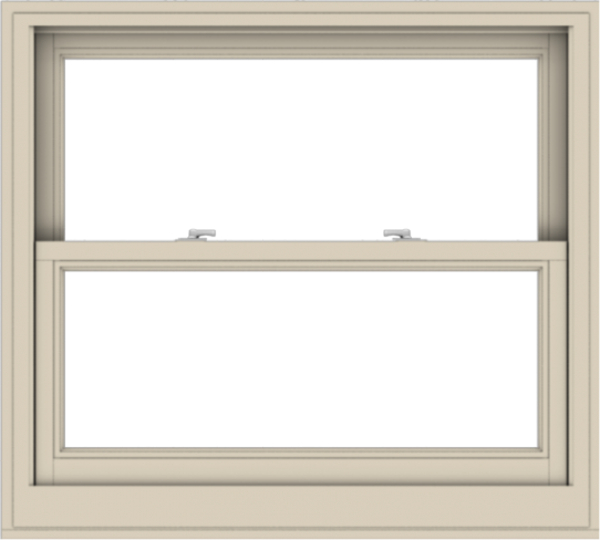 WDMA 40x36 (39.5 x 35.5 inch)  Aluminum Single Hung Double Hung Window without Grids-2