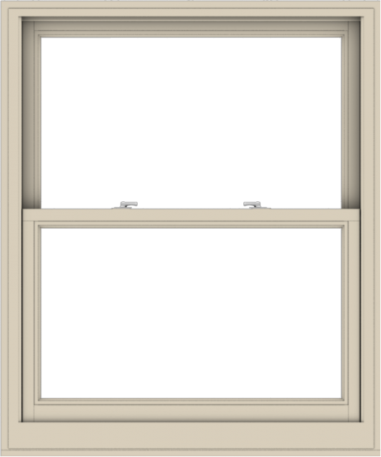 WDMA 40x48 (39.5 x 47.5 inch)  Aluminum Single Hung Double Hung Window without Grids-2