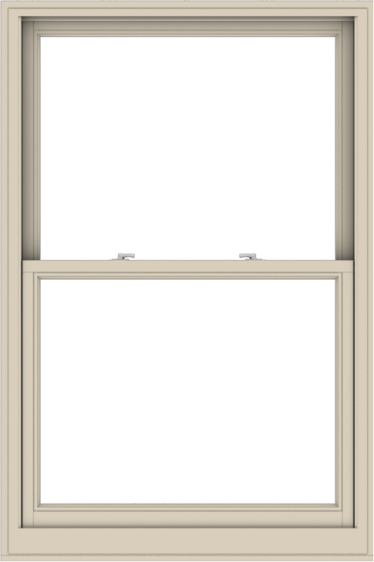 WDMA 40x60 (39.5 x 59.5 inch)  Aluminum Single Hung Double Hung Window without Grids-2