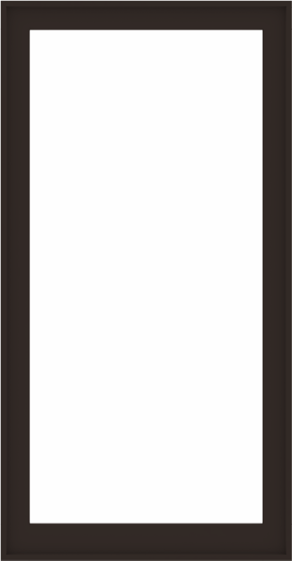 WDMA 40x76 (39.5 x 75.5 inch) Composite Wood Aluminum-Clad Picture Window without Grids-6