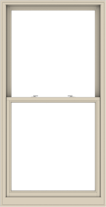 WDMA 40x78 (39.5 x 77.5 inch)  Aluminum Single Hung Double Hung Window without Grids-2