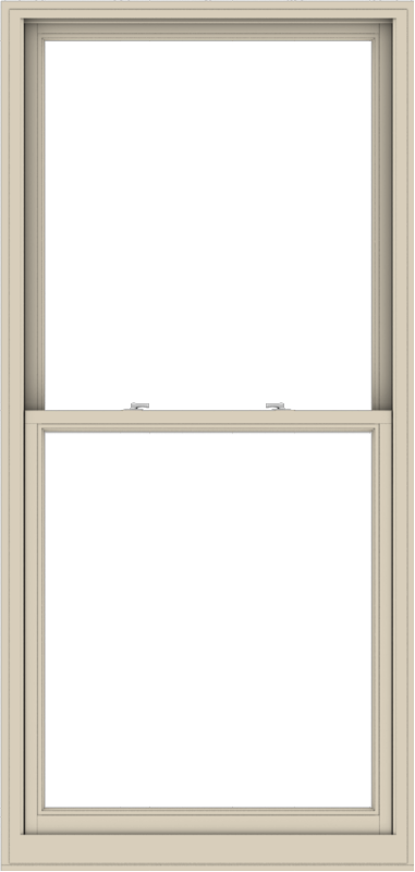 WDMA 40x84 (39.5 x 83.5 inch)  Aluminum Single Hung Double Hung Window without Grids-2