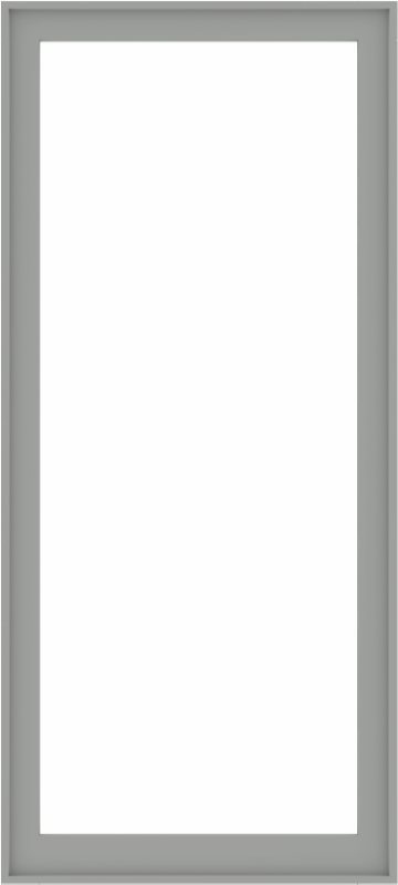 WDMA 40x88 (39.5 x 87.5 inch) Composite Wood Aluminum-Clad Picture Window without Grids-5