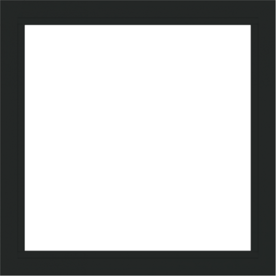 WDMA 42x42 (41.5 x 41.5 inch) Vinyl uPVC White Picture Window without Grids-6