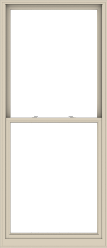 WDMA 44x102 (43.5 x 101.5 inch)  Aluminum Single Hung Double Hung Window without Grids-2
