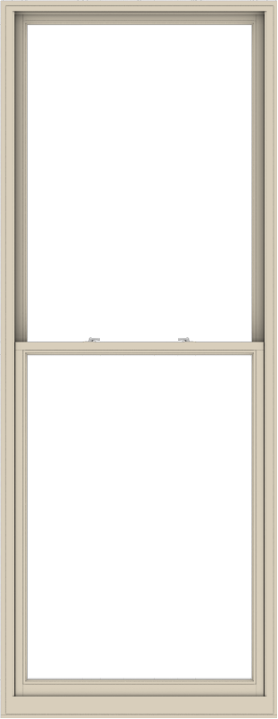 WDMA 44x114 (43.5 x 113.5 inch)  Aluminum Single Hung Double Hung Window without Grids-2