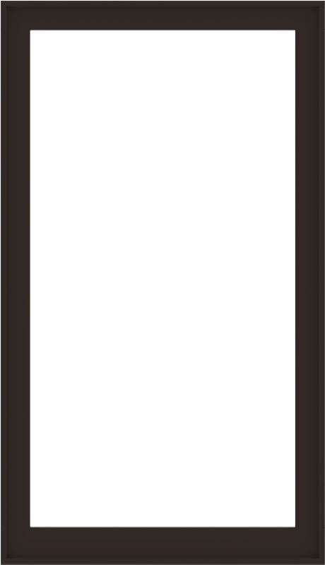 WDMA 44x76 (43.5 x 75.5 inch) Composite Wood Aluminum-Clad Picture Window without Grids-6