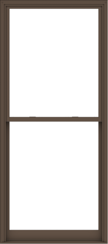 WDMA 48x108 (47.5 x 107.5 inch)  Aluminum Single Hung Double Hung Window without Grids-4