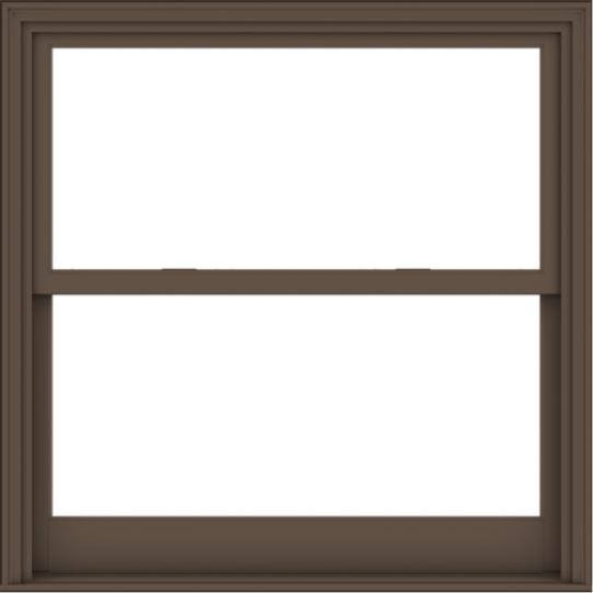 WDMA 48x48 (47.5 x 47.5 inch)  Aluminum Single Hung Double Hung Window without Grids-4