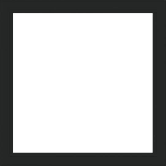 WDMA 48x48 (47.5 x 47.5 inch) Vinyl uPVC White Picture Window without Grids-6