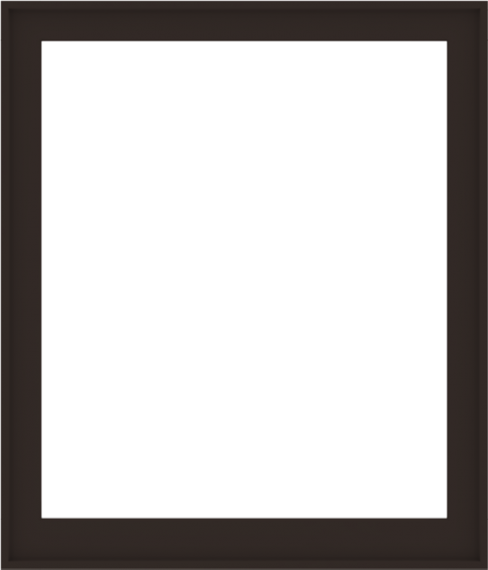 WDMA 48x56 (47.5 x 55.5 inch) Composite Wood Aluminum-Clad Picture Window without Grids-6