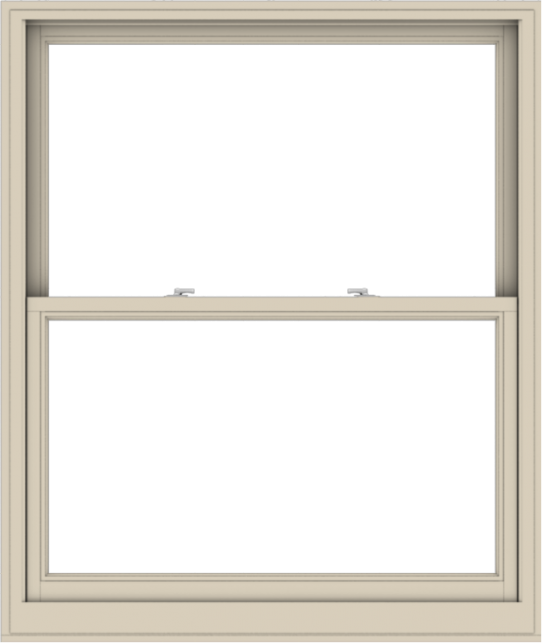 WDMA 48x57 (47.5 x 56.5 inch)  Aluminum Single Hung Double Hung Window without Grids-2