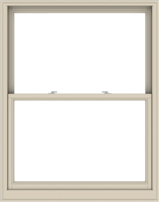 WDMA 48x61 (47.5 x 60.5 inch)  Aluminum Single Hung Double Hung Window without Grids-2