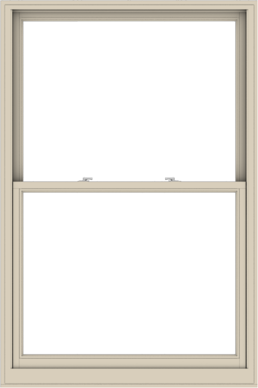 WDMA 48x72 (47.5 x 71.5 inch)  Aluminum Single Hung Double Hung Window without Grids-2