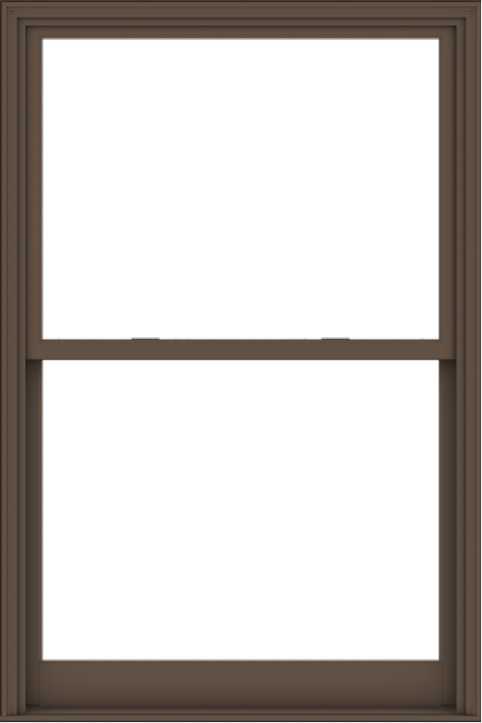 WDMA 48x72 (47.5 x 71.5 inch)  Aluminum Single Hung Double Hung Window without Grids-4