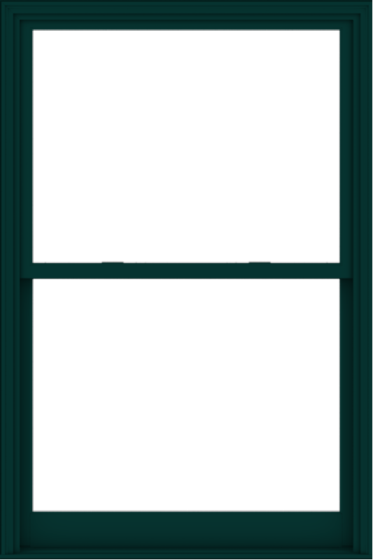 WDMA 48x72 (47.5 x 71.5 inch)  Aluminum Single Hung Double Hung Window without Grids-5