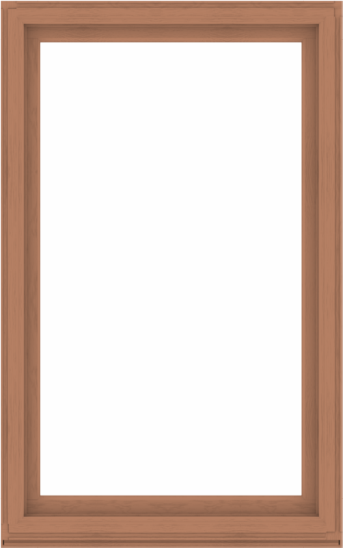 WDMA 48x76 (47.5 x 75.5 inch) Composite Wood Aluminum-Clad Picture Window without Grids-4