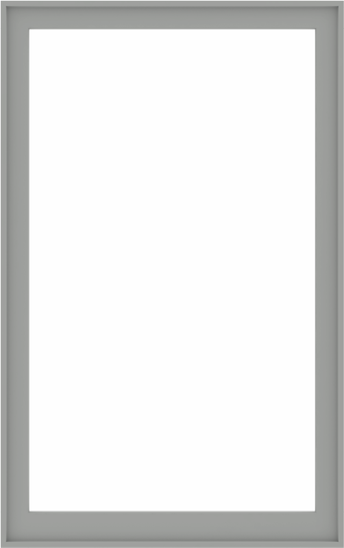 WDMA 48x76 (47.5 x 75.5 inch) Composite Wood Aluminum-Clad Picture Window without Grids-5