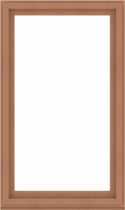 WDMA 48x80 (47.5 x 79.5 inch) Composite Wood Aluminum-Clad Picture Window without Grids-4