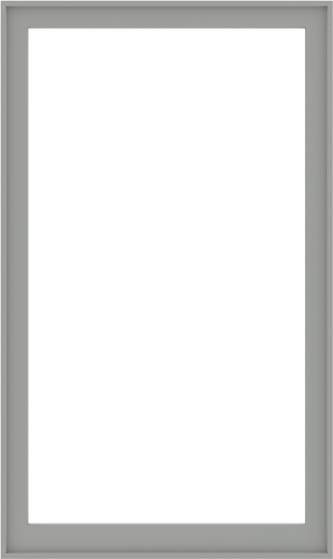 WDMA 48x80 (47.5 x 79.5 inch) Composite Wood Aluminum-Clad Picture Window without Grids-5