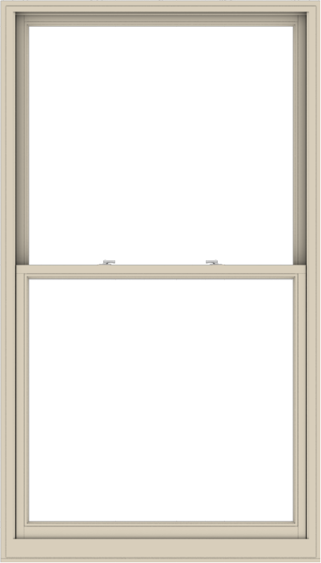 WDMA 48x84 (47.5 x 83.5 inch)  Aluminum Single Hung Double Hung Window without Grids-2