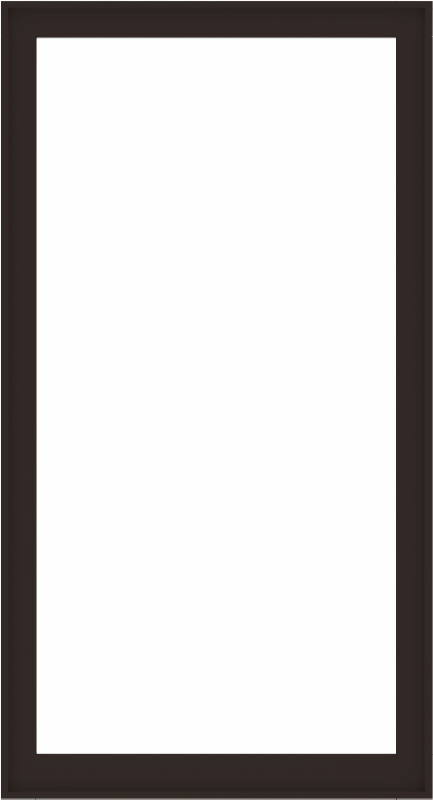 WDMA 48x88 (47.5 x 87.5 inch) Composite Wood Aluminum-Clad Picture Window without Grids-6